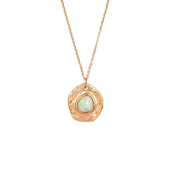 Star Studded Opal Necklace*** - LoveAudryRose.com
