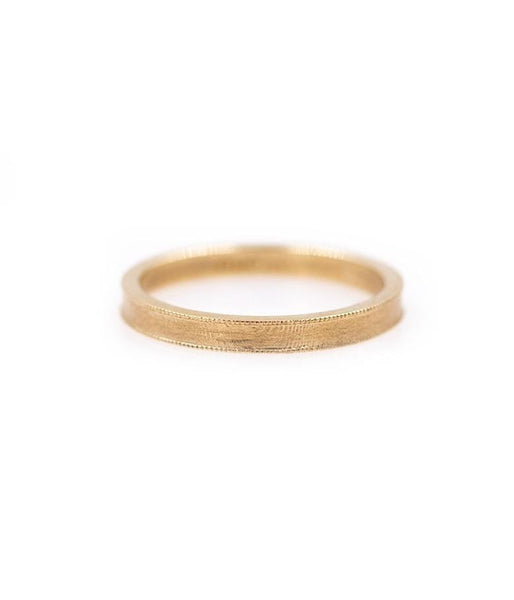 Golden Milgrain Band*** - LoveAudryRose.com