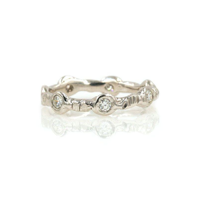 Diamond Eternity Love band - LoveAudryRose.com
