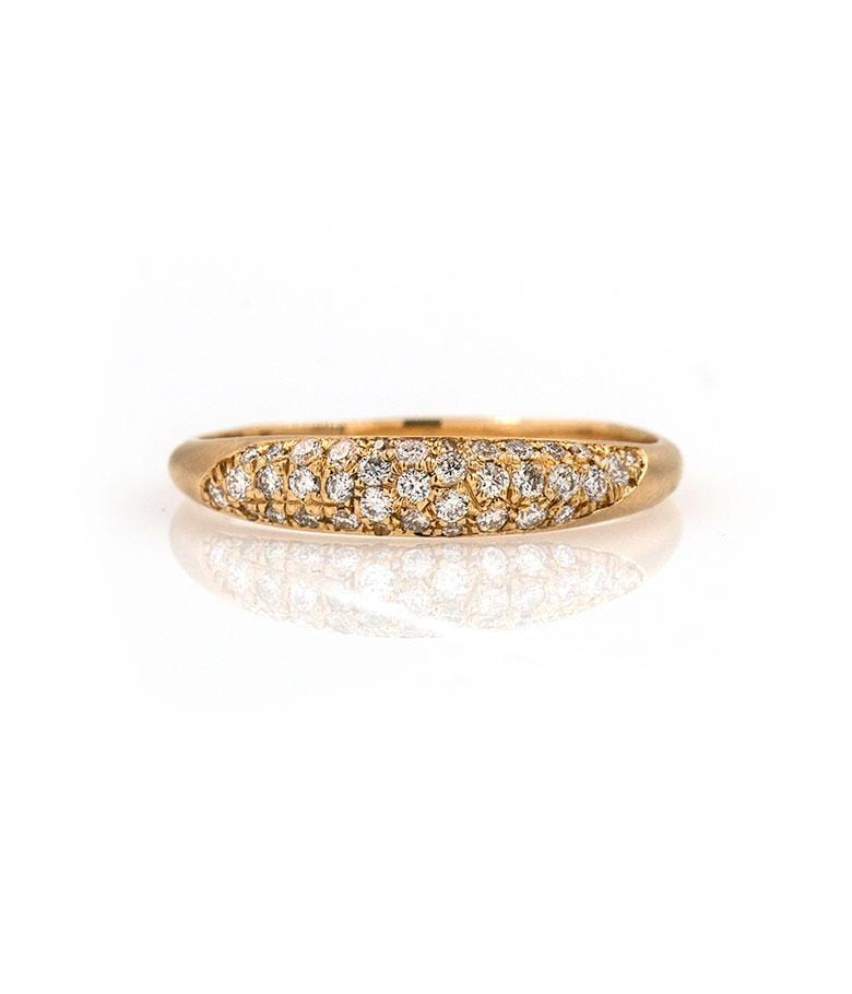 Diamond Isla Ring* - LoveAudryRose.com