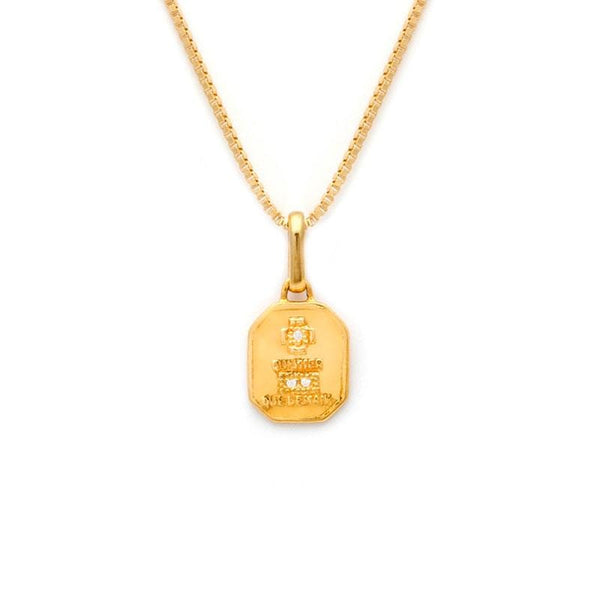 Love Token Necklace - LoveAudryRose.com