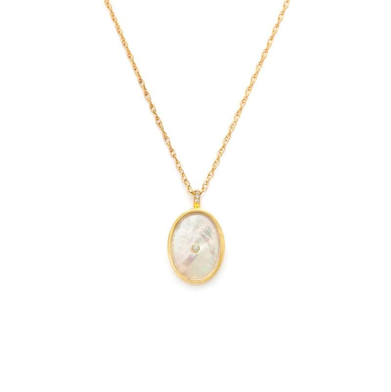 Pearl Sirene Necklace - LoveAudryRose.com
