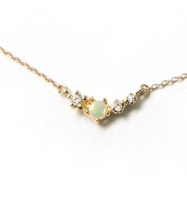 Opal Diamond Shooting Star