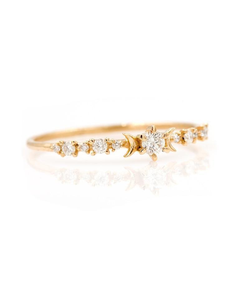 Diamond Stardust Ring*** - LoveAudryRose.com