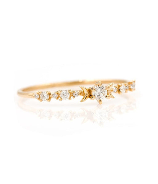 Diamond Stardust Ring - LoveAudryRose.com
