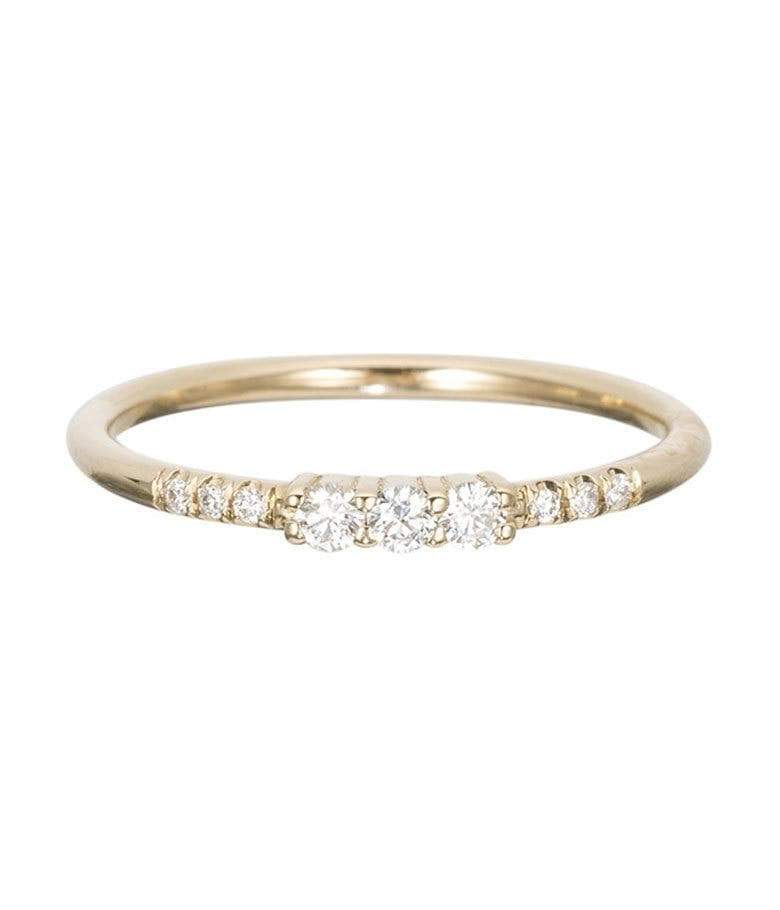 Triple Diamond Ring*** - LoveAudryRose.com