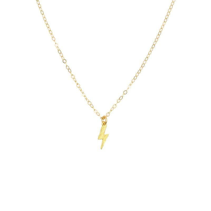 Strike of Lightning Necklace - LoveAudryRose.com