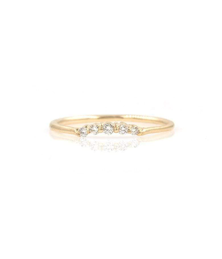 Classic Diamond Arch Ring*** - LoveAudryRose.com