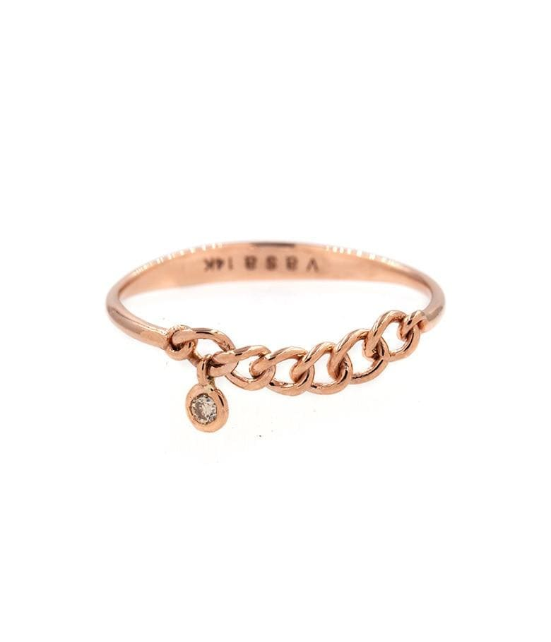 Breeze Chain Ring - LoveAudryRose.com
