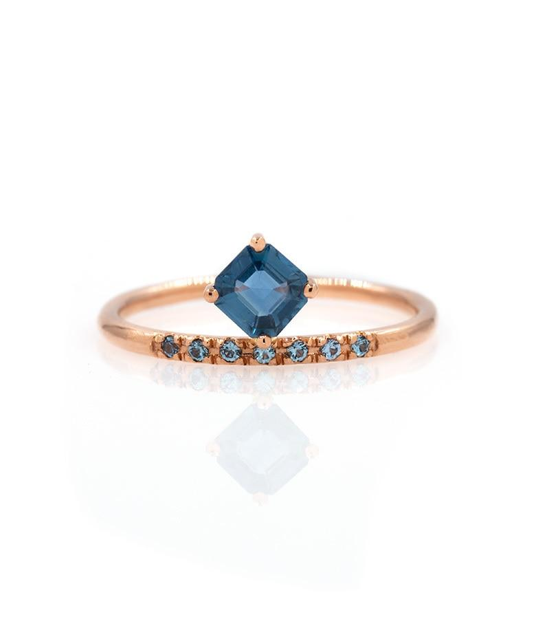 Odette Sapphire Ring