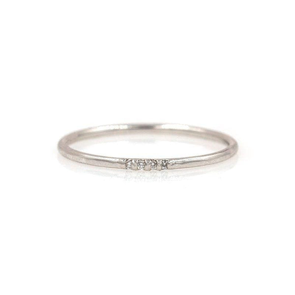 Dainty Diamond Band*** - LoveAudryRose.com