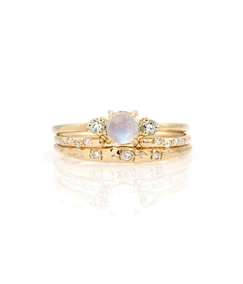 Moonstone Trio Stack