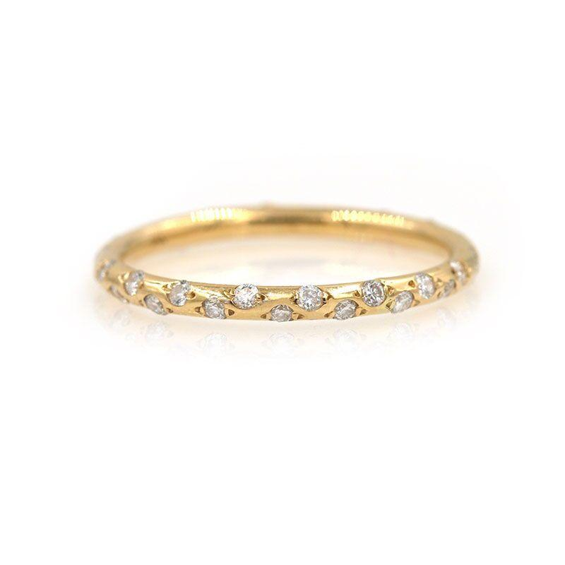.5ct Starry Diamond Eternity Band - LoveAudryRose.com