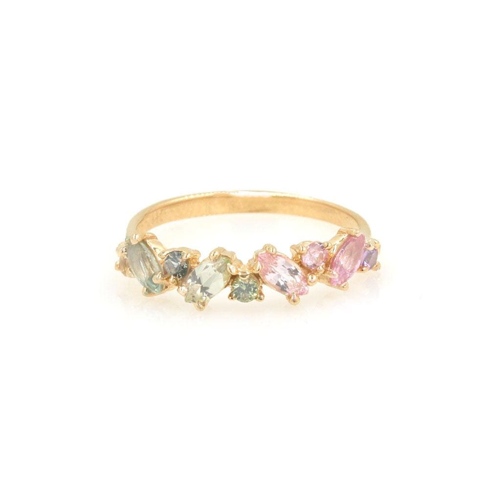 Fantasy Pastel Sapphire Ring - LoveAudryRose.com