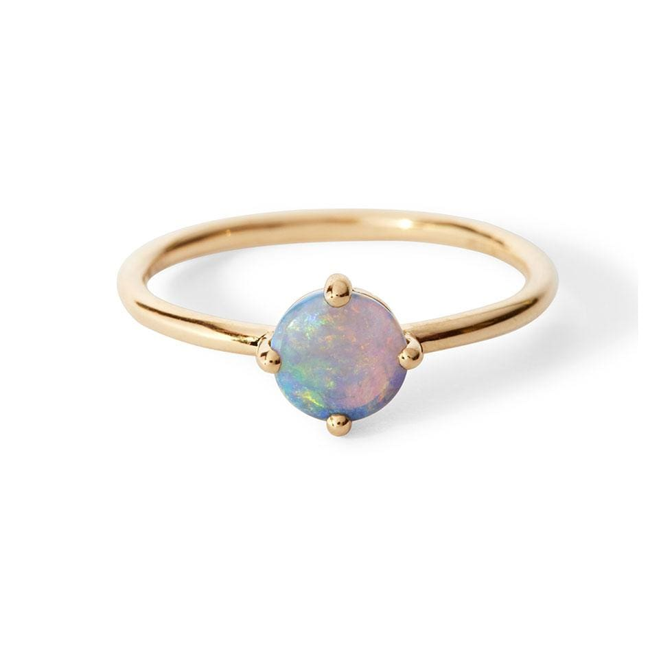 Opal Shift Ring