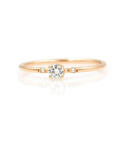 Sparkly Diamond Ring - LoveAudryRose.com