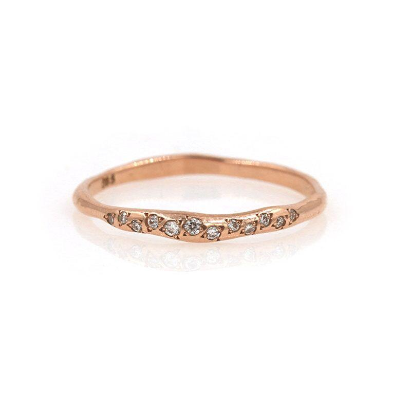Thin Diamond Band - LoveAudryRose.com