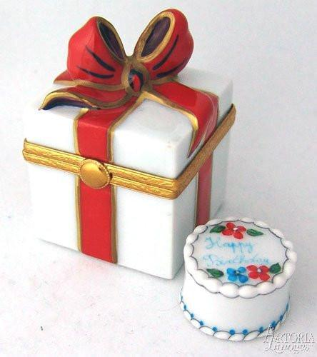 Happy Birthday Gift Limoges Boxes Limoges Boxes Porcelain Figurines Collectibles Gifts