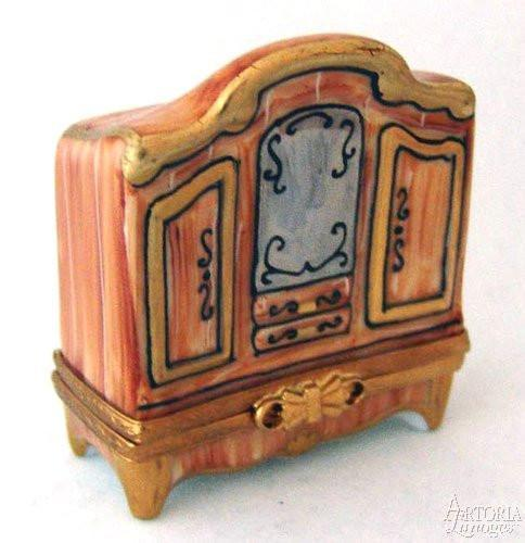 Armoire Limoges Boxes Limoges Boxes Porcelain Figurines Collectibles French Gifts