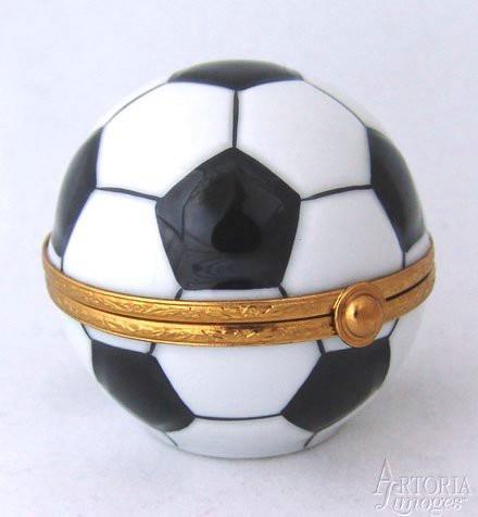 Soccer Ball-sports soccer professional-Artoria-Limoges Box Boutique