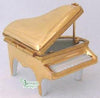 Gold Mini Piano Limoges Boxes Limoges Boxes Porcelain Figurines Collectibles Gifts