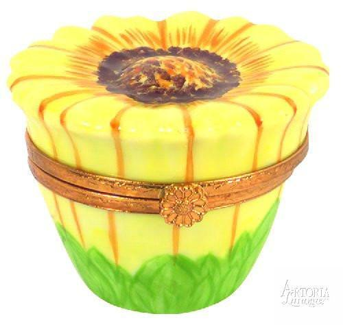 Sunflower-garden sunflower mother-Artoria-Limoges Box Boutique