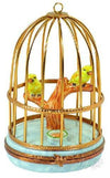 Yellow Canaries Limoges Boxes - Limoges Boxes Porcelain Figurines