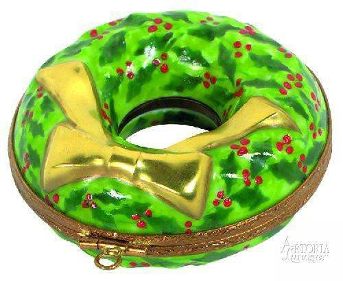Pine Wreath-christmas pine wreath-Artoria-Limoges Box Boutique