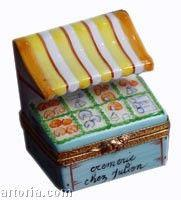 Julien'S Dairy Limoges Boxes Limoges Boxes Porcelain Figurines Collectibles Gifts