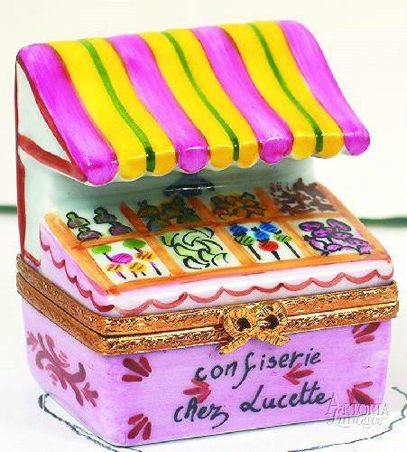 Lucette's Candy Shop-food professional candy-Artoria-Limoges Box Boutique