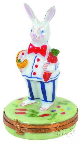 Easter Bunny Limoges Boxes - Limoges Boxes Porcelain Figurines
