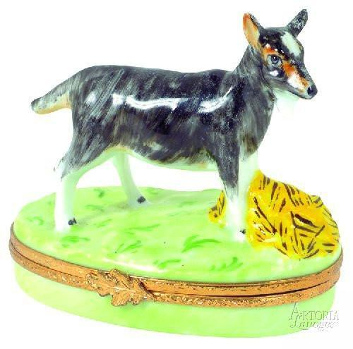 Billy Goat Limoges Boxes Limoges Boxes Porcelain Figurines Collectibles French Gifts