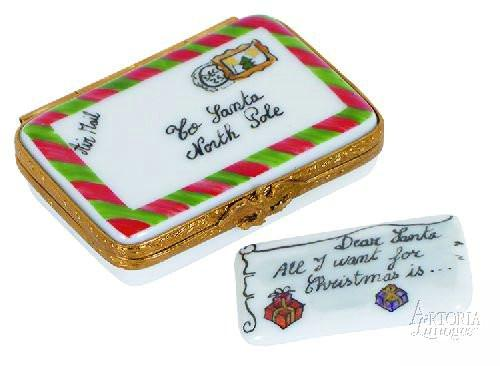 Letter To Santa-christmas santa santa claus-Artoria-Limoges Box Boutique