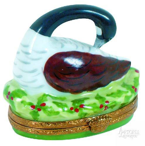 Six Geese A-Laying-christmas 12 days of christmas-Artoria-Limoges Box Boutique