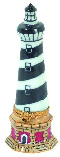 Cape Hatteras Lighthouse Limoges Boxes - Limoges Boxes Porcelain Figurines