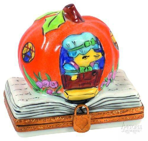 Peter Peter Pumpkin Eater-book baby peter peter pumpkin eater-Artoria-Limoges Box Boutique