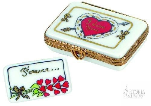Love Letter-love heart wedding-Artoria-Limoges Box Boutique