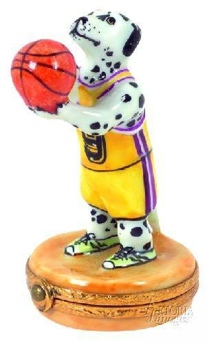 Basketball Limoges Boxes Limoges Boxes Porcelain Figurines Collectibles French Gifts