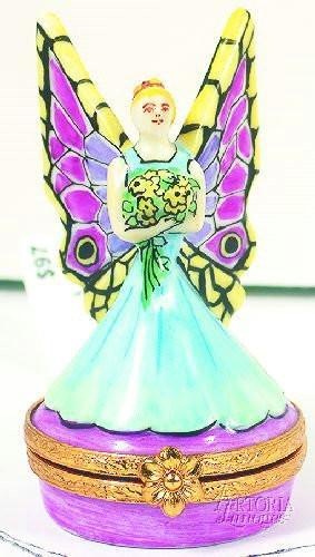 Fairy Limoges Boxes - Limoges Boxes Porcelain Figurines