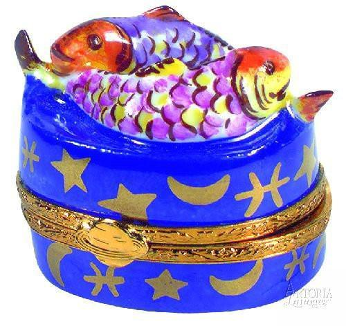 Pisces-birthday pisces zodiac-Artoria-Limoges Box Boutique