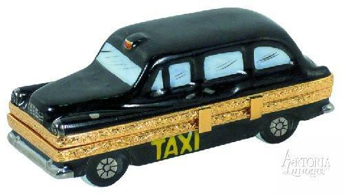 London Taxi-london taxi travel vehicle-Artoria-Limoges Box Boutique
