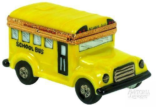 School Bus-professional school bus-Artoria-Limoges Box Boutique