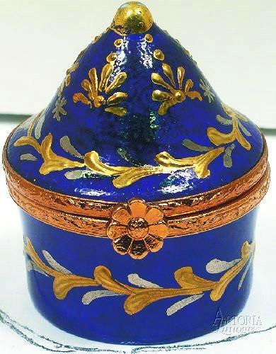Tent Box A3-traditional-Artoria-Limoges Box Boutique