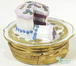 Birthday Cake: Sweet 16 Limoges Boxes Limoges Boxes Porcelain Figurines Collectibles French Gifts