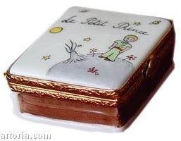 The Little Prince Book-baby book the little prince france-Artoria-Limoges Box Boutique