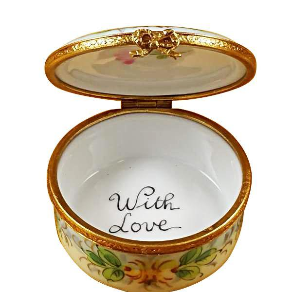 Limoges To A Wonderful Mother - Studio Collection Porcelain Boxes