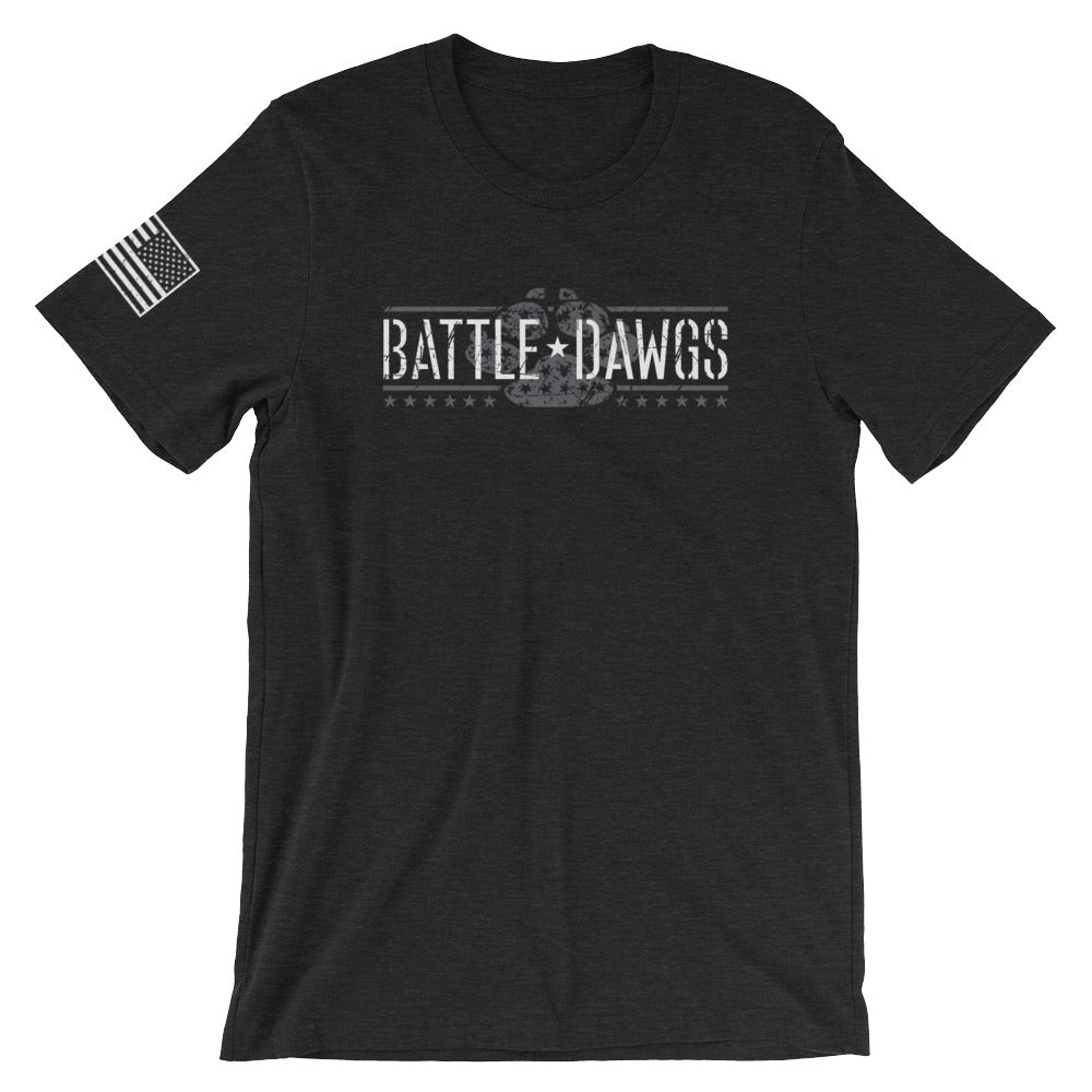 Battle Dawgs Short Sleeve Tee - Classic