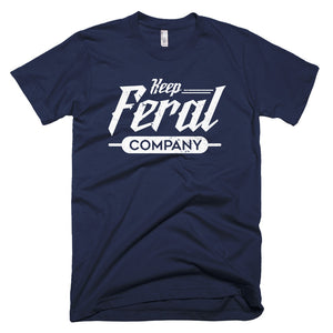 Recklessly Feral Short Sleeve Tee - Classic