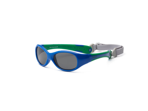 Explorer 0+ Royal Blue/Green