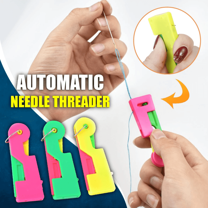 (buy 2 get 1)Automatic Needle Threader